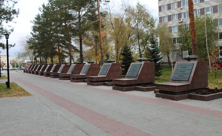 Гордость и слава Оренбурга