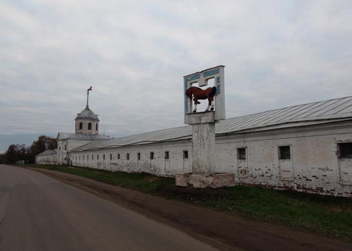 Конезавод «Владимирский тяжеловоз»