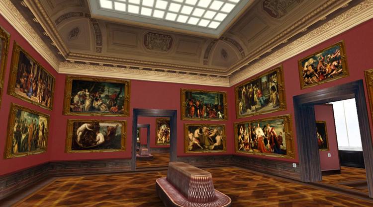 Галерея старых мастеров