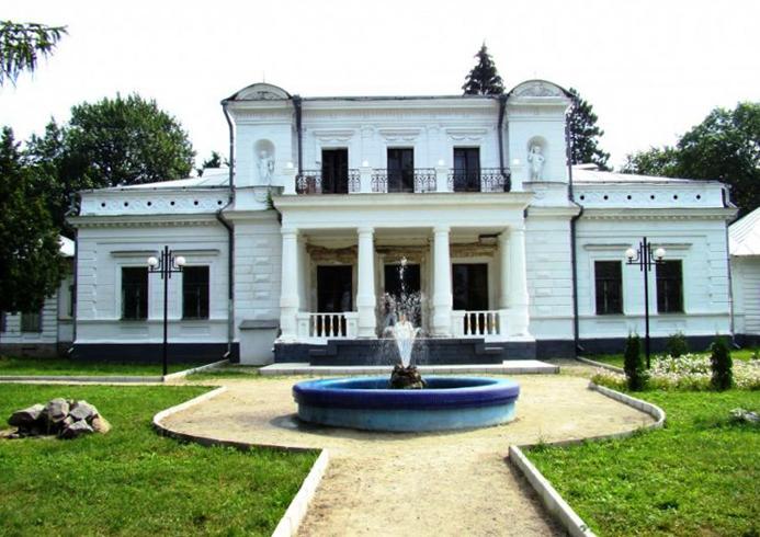 Дворец Голицына
