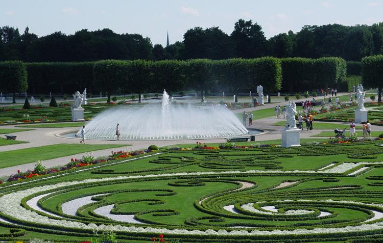 Херренхаузенские сады