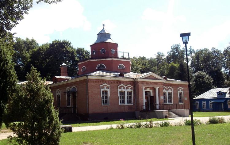 Музей-усадьба А. К. Толстого