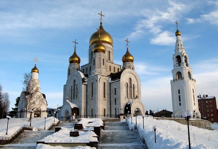 Православный комплекс Во имя Воскресения Христова