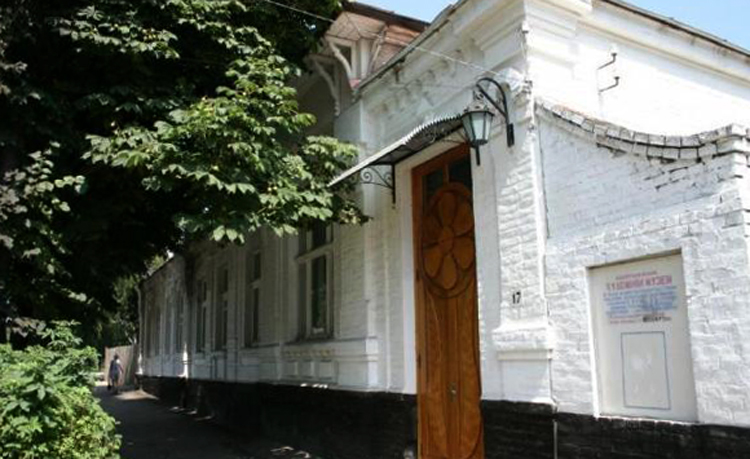Художественный музей в Лебедине