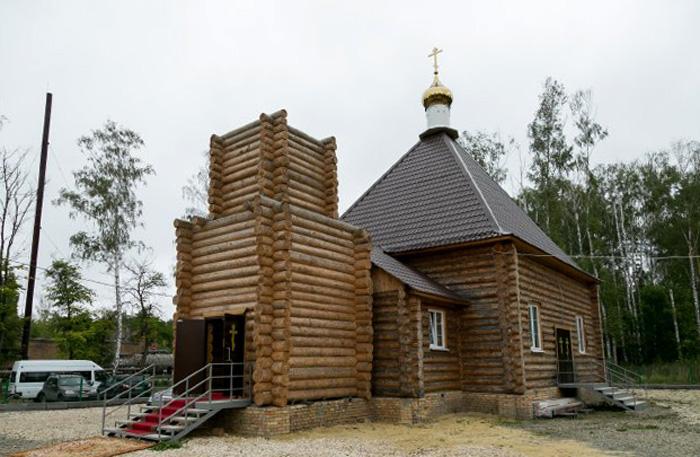 Храм новомучеников и исповедников Пензенских