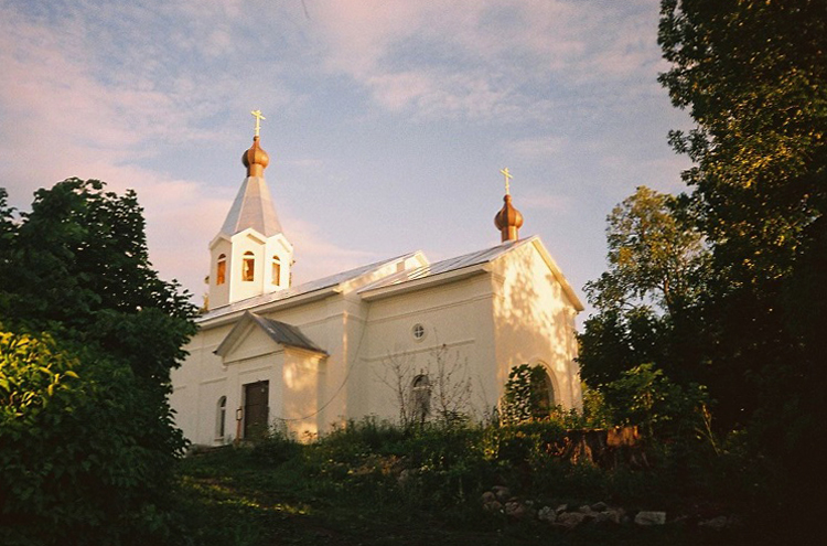 Иоанно-Богословский мужской монастырь