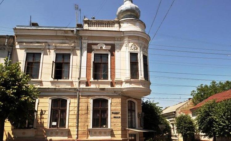 Мемориальный музей В. Ивасюка