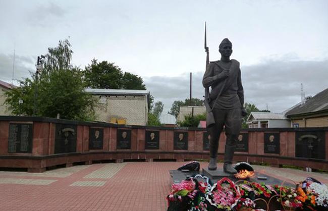 Уникальный Мемориал Победы