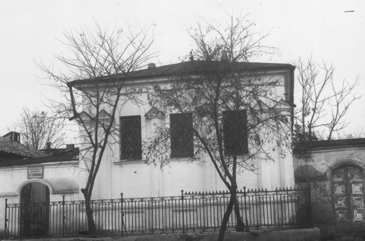 Николаевская Кенасса