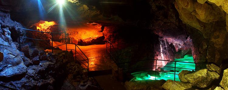 Красная пещера Кизил Коба