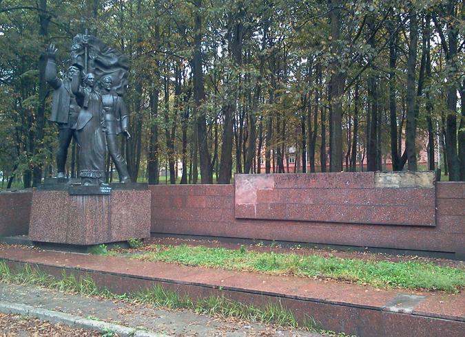 Мемориальный комплекс «Красная Талка»