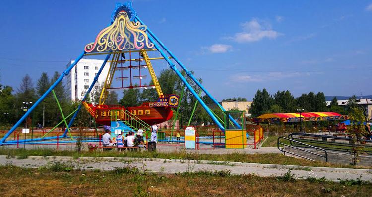 Детский парк «Крылатко»