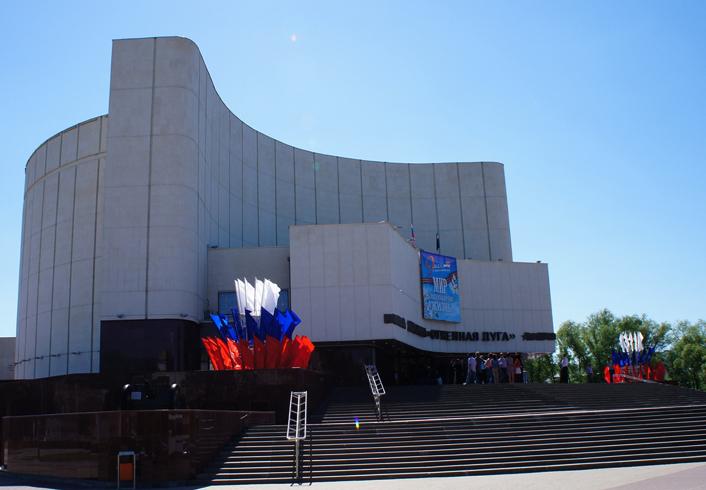 Музей-диорама «Курская битва