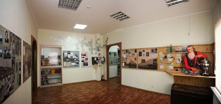 Курский областной литературный музей