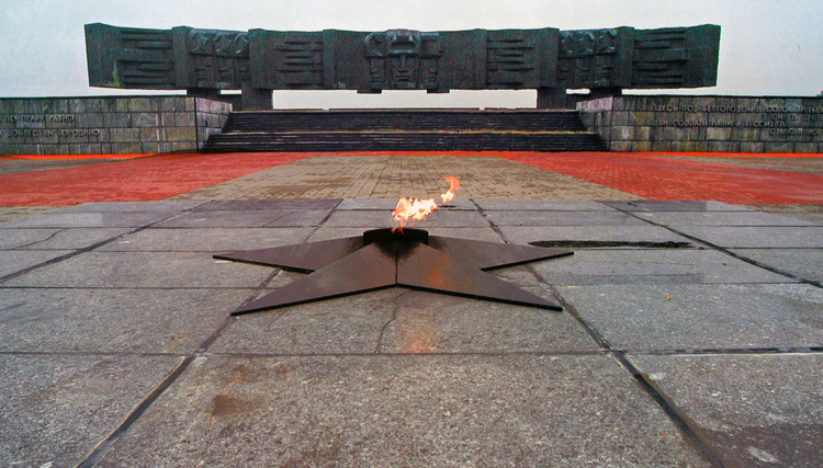 Мемориал Курской битвы