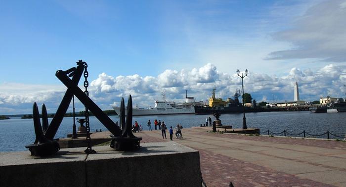Купеческая гавань