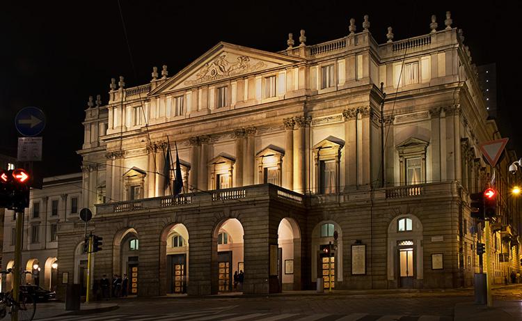 Оперный театр «La Scala»