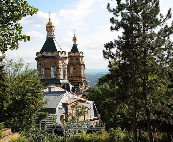 Храм Святого Праведного Лазаря Четверодневного