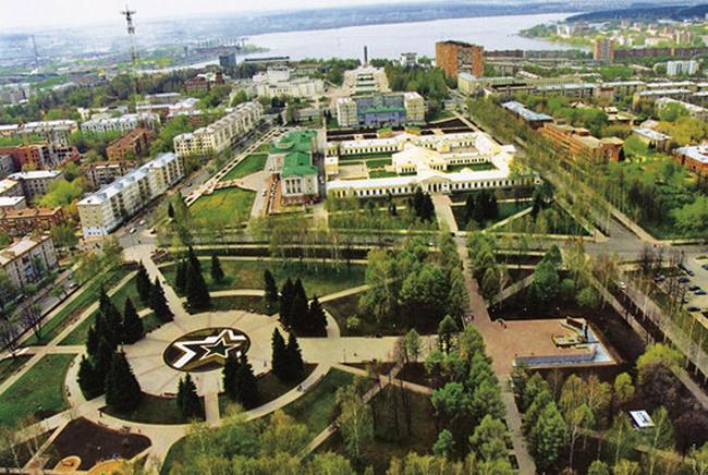 Летний сад имени Горького