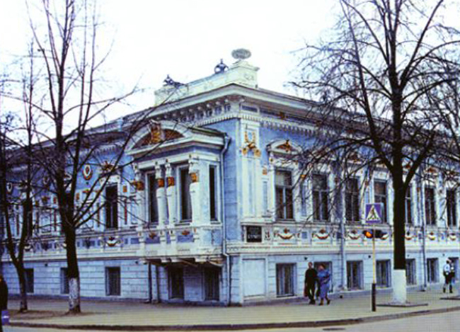 Литературный музей А.М.Горького