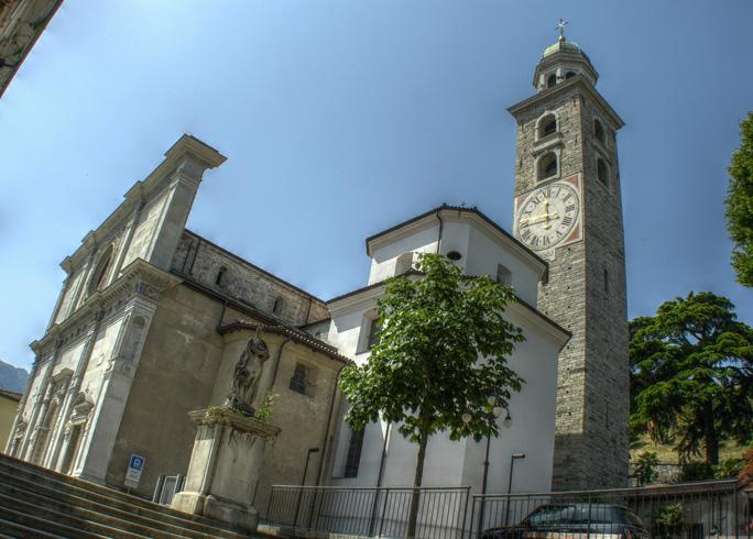Кафедральный собор Лугано