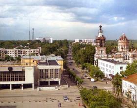 Город Луга