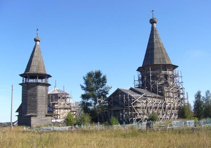 Лядинский храмовый ансамбль