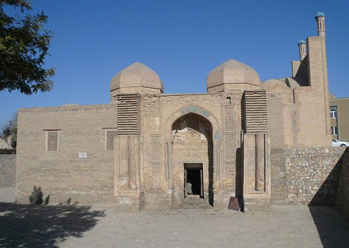 Мечеть Магоки-Аттари