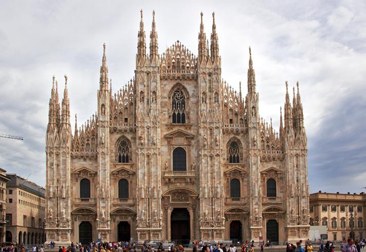 Кафедральный собор «Duomo di Milano»