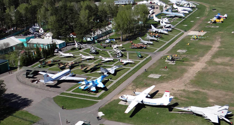 Минский музей авиационной техники