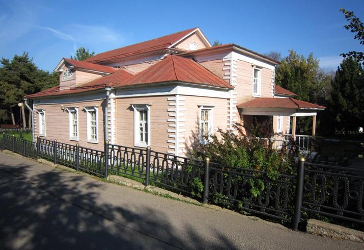 Дом купцов Клятовых