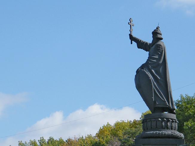 Монумент Владимиру Великому
