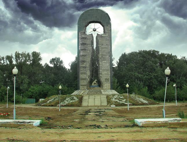 Монумент Сильнее Смерти