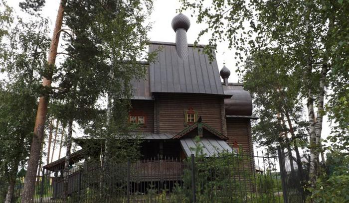 Храм в честь Преподобного Платона Студийского