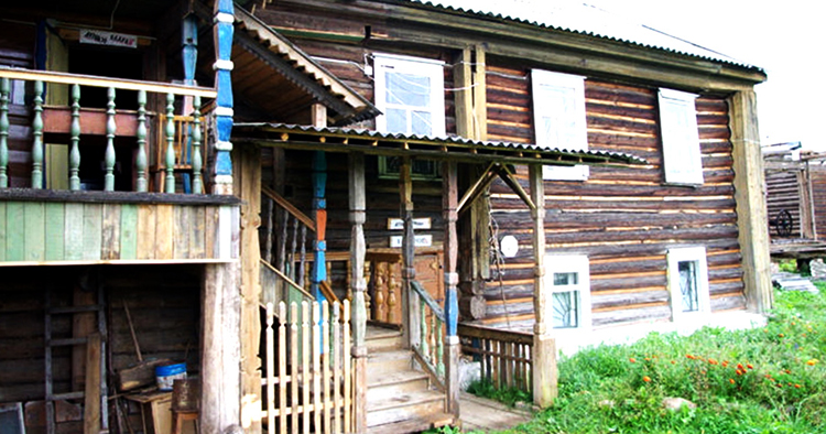 Музей мышкинского купечества