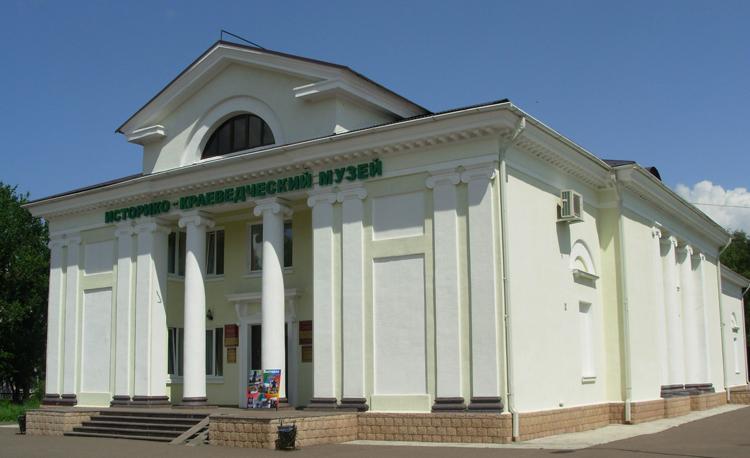 Салаватский историко-краеведческий музей