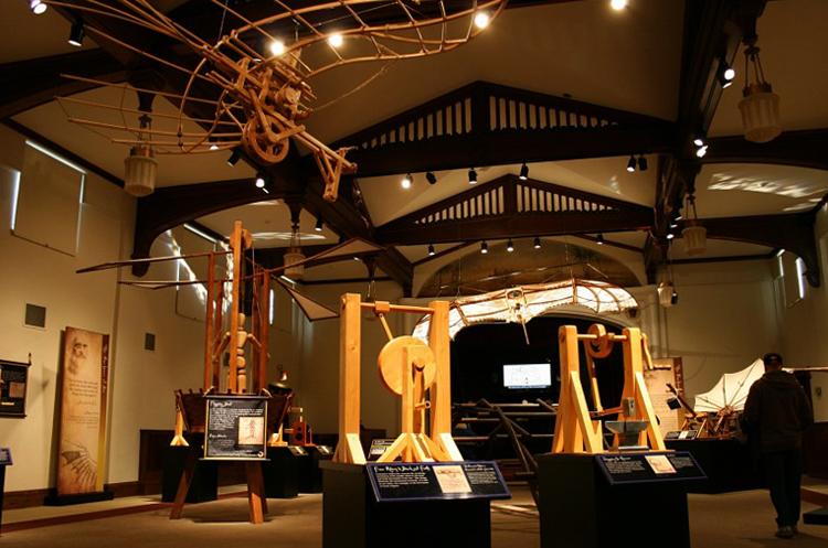 Национальный музей науки и техники «Leonardo daVinci»