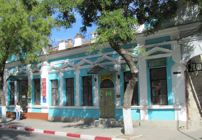 Музей дельтапланеризма