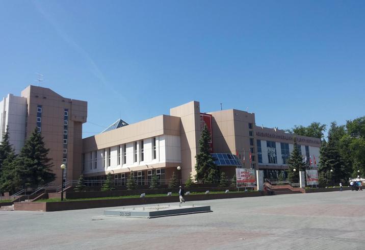 Музей геологии, нефти и газа