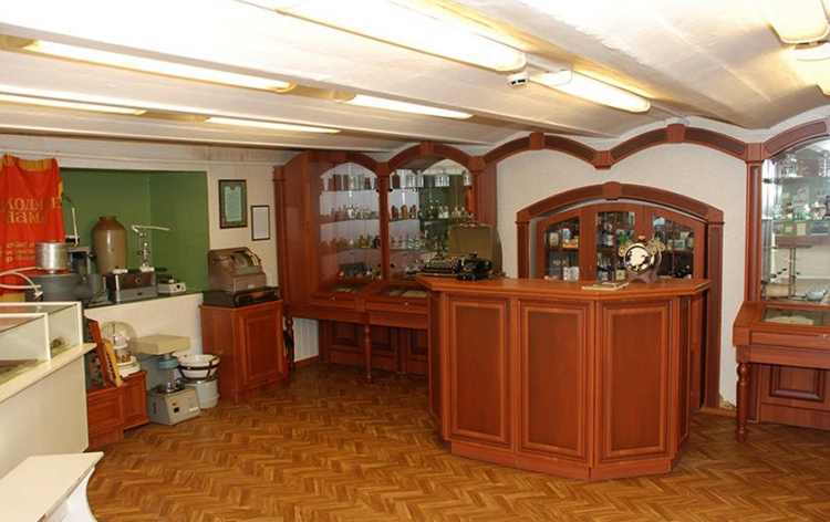 Музей аптечного дела