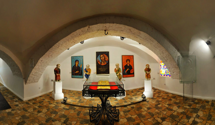 Музей возвращенной Святыни