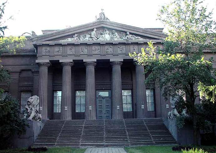 Киевский музей украинского искусства