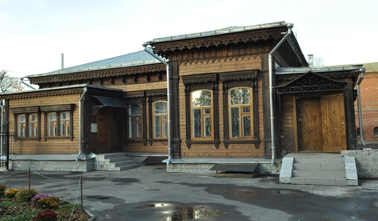 Музей сценического Искусства им. В. Э. Мейерхольда