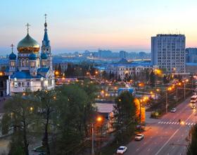 Достопримечательности и интересные места Омска