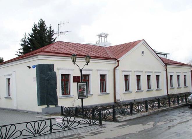 Литературный музей им. Ф. М. Достоевского