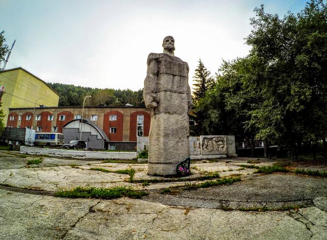 Памятник жертвам расстрела 1903 года