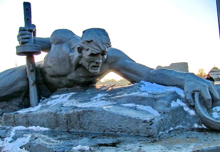 Памятник «Жажда»
