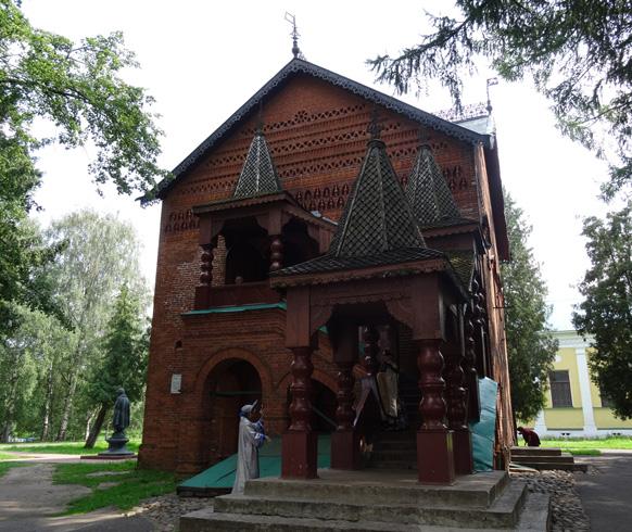 Палаты угличских князей