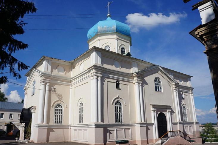 Пензенский женский Троицкий монастырь