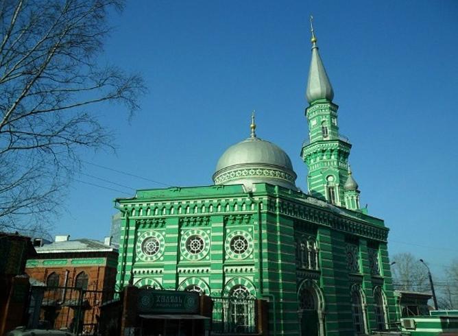 Пермская соборная мечеть